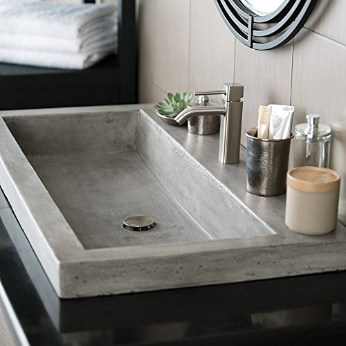 Native Trails Trough 3619 NativeStone Bathroom Sink