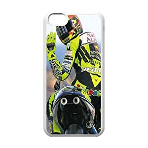 Valentino Rossi For iPhone 5C Cases Cover Cell Phone Case STX082965