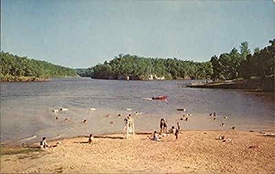 Lake Malone State Park Dunmor, Kentucky Original Vintage Postcard
