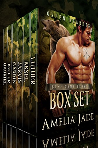 Base Camp Bears: The Box Set by [Jade, Amelia]
