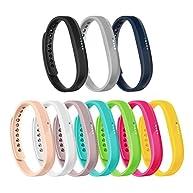 Vancle Fitbit Flex 2 Bands, Adjustable Comfortable Replacement Sports Accessories Wristbands for Fit bit Flex 2