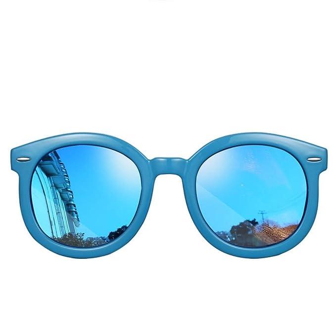 INITIALGRASS Gafas De Sol Polarizadas Gafas De Sol Redondas ...