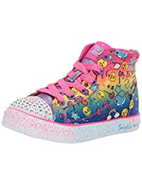 Skechers Kids' Twinkle Breeze 2.0-Sparkles Sneaker
