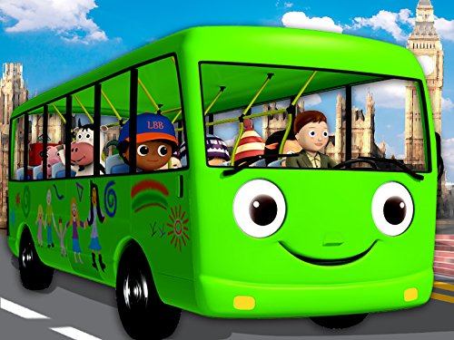 Wheels On The Bus - Part 3 -