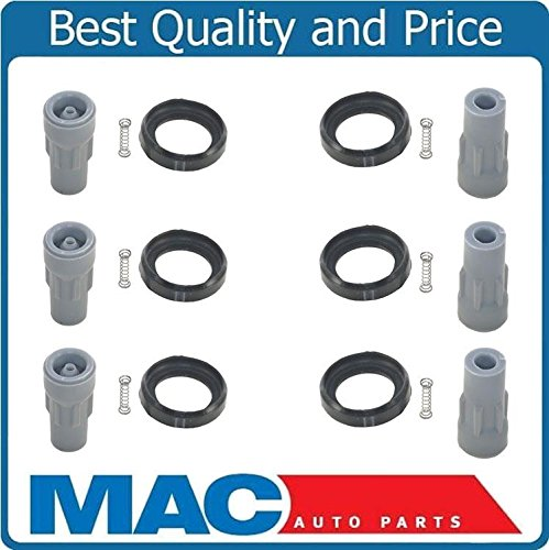Amazon com: Direct Ignition Coil Connector Boots (6) Fits