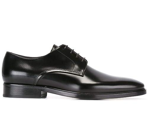 sports shoes e9c7e 89638 Lanvin Paris Scarpe Classiche Derby da Uomo FM SHETDE Tori ...