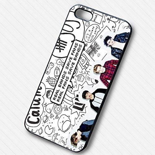Real Bands Art Poster pour Coque Iphone 6 et Coque Iphone 6s Case U8H3EX