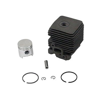 Amazon.com: farmertec 34 mm. Kit de pistón de cilindro para ...
