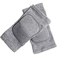 MINILUJIA Children's Kids Knee Brace Pad Tight Non-falling Sponge Sleeves Breathable Flexible Elastic Support Protector…