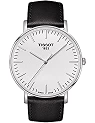 Tissot  Mens Everytime Large - T1096101603100 Silver/Black One Size
