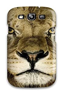 Alan T. Nohara's Shop Best Hot Tpu Cover Case For Galaxy/ S3 Case Cover Skin - Lion