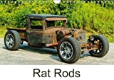 Rat Rods 2018: A Rat Rod is a Custom-Built Car, Built with Creativity, Parts on Hand and it is the Expression of the Builder s Vision. (Calvendo Technology)