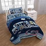 Star Wars Classic Space Battle Twin/Full Reversible Comforter