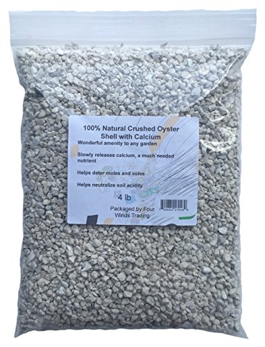 Shell Garden (100% Natural Crushed Oyster Shell with Calcium (4 lb))