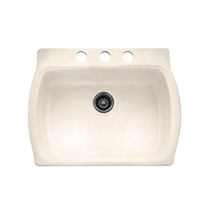 american standard 7162 803 345 chandler americast single bowl rh amazon com