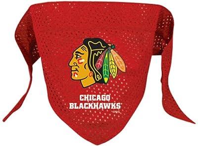 NHL Chicago Blackhawks Pet Bandana