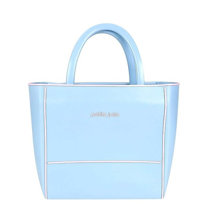 9be2994bde Bolsa Petite Jolie Tote Daily Bag Express Bicolor Feminina - Azul - Único
