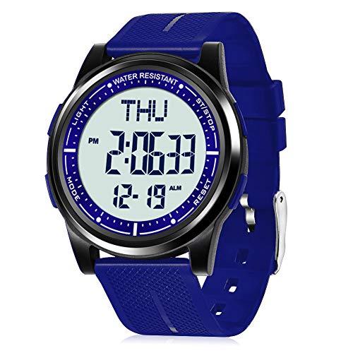 🥇 WIFORT Reloj Digital para Hombre Mujer