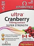 Vitabiotics Ultra Cranberry - 30 Tablets
