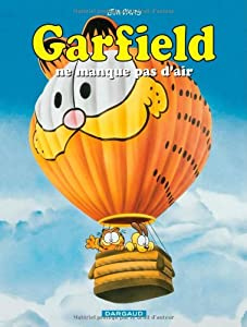 "Afficher ""Garfield n° 51<br /> Garfield ne manque pas d'air"""