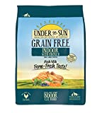 canidae food - CANIDAE Under the Sun Grain Free Indoor Cat Food with Chicken, 10 lbs