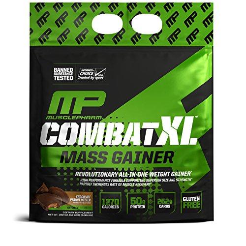 Musclepharm Mass Gainer, 5.45 kg, 12 kg