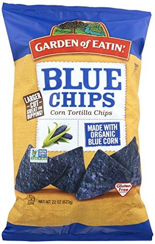 e Corn Tortilla Chips, 22 oz ()