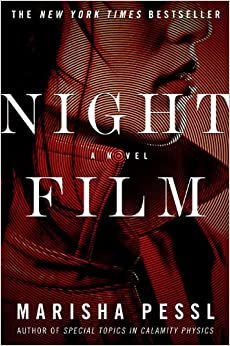 Image result for night film paperback book cover