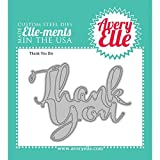Elle-Ments Dies-Thank You by Avery Elle