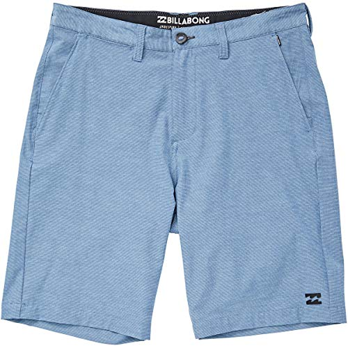 Billabong Mens Walkshorts - Billabong Men's Crossfire X '18 Walkshorts,28,Blue