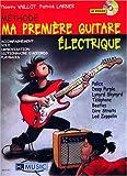 Ma première guitare électrique