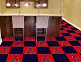 MLB - Los Angeles Angels Carpet Tiles