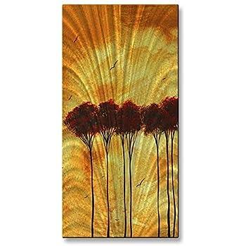 Amazon.com: Megan Duncanson \'Dragonfly Assembly\' Flower Dragonfly ...