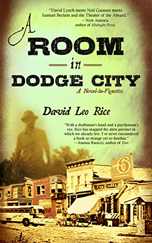 A Room in Dodge City by [Rice, David Leo]