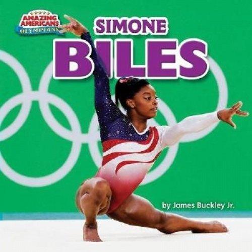 Read Online Simone Biles (Amazing Americans: Olympians) pdf