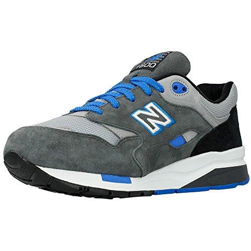 New Balance - CM1600GL - Color: Azzuro-Grigio-Nero - Size: 41.5