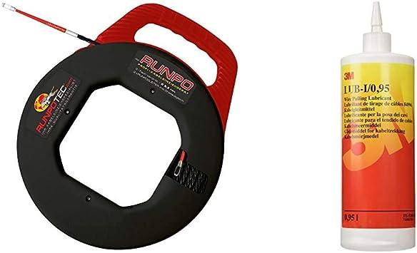 Runpotec 10014 Runpo 5 3mm Verdrillt 30m Mit Box 3m Elektronik