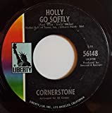 holly go softly / love nothing more 45 rpm single