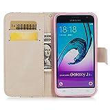 MAGQI for Samsung Galaxy J3/J310 Case,Unicorn