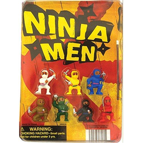Ninja Warriors (1 inch, 250 (Power Rangers 90s)