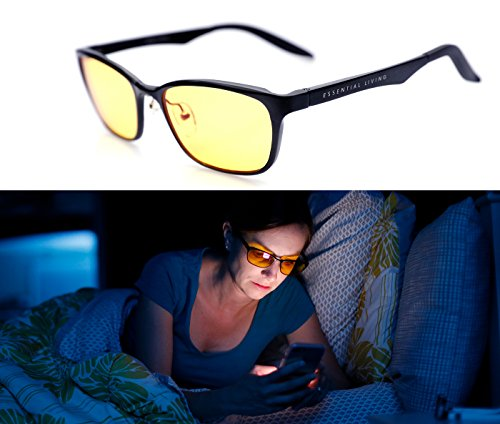 Premium Blue Light Blocking Glasses: Block 95% of Blue Light with Blue Blocker (95 Glasses)
