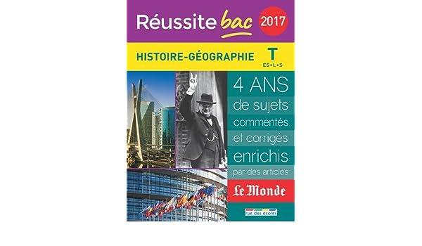 Histoire-Géographie Tle ES, L, S: Cédric Oline, Pascal Bréval, Sandrine Henry: 9782820805508: Amazon.com: Books