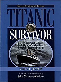 Titanic Survivor by [Jessop, Violet]