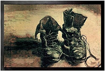 un paio di scarpe vincent van gogh 1886