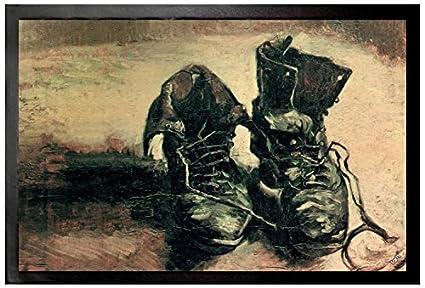 1art1® 1886 Gogh Van Naturaleza Zapatos De Muerta Par Vincent xxZUq7nwz