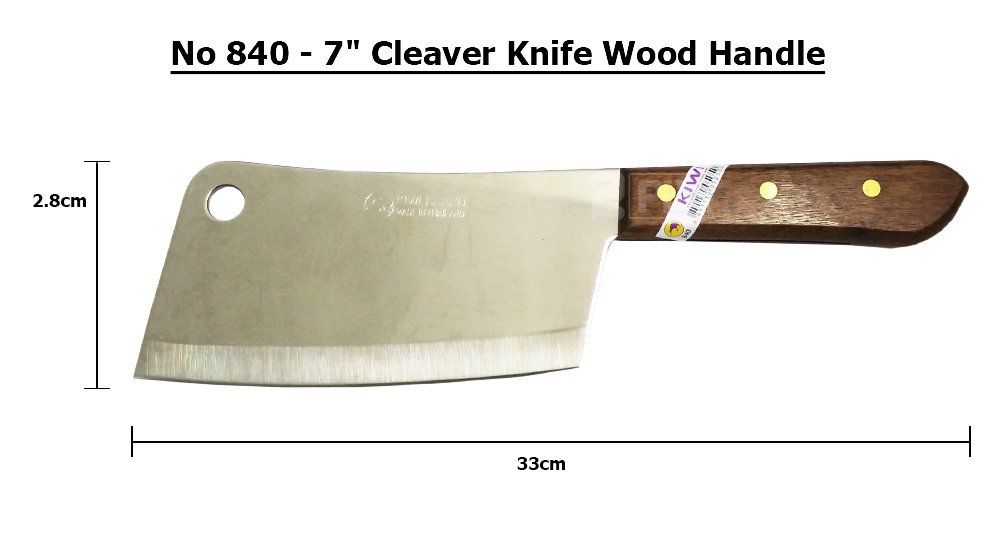 Kiwi Brand Thai Cleaver by Kiwi