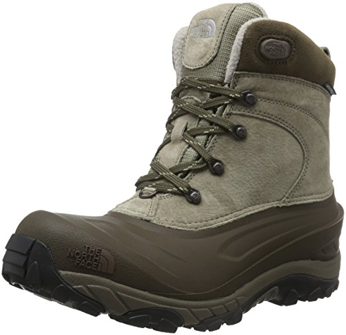 The North Face Chilkat II, Scarpine Primi Passi Uomo Multicolore (Marrone/Spltrkbn/Dovegy)