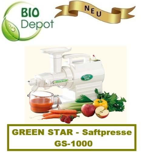 Compra Tribest GreenStar GS1000 - Licuadora en Amazon.es