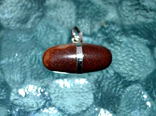 [NARMADA LINGAM SHIVA LINGHAM SACRED HOLY AUSPICIOUS INDIA STONE - Chakra Reiki Healing Pendant - Blessed & Energized Chakra Balancer Healing Holy Stone Pendant - USA SELLER] (Auspicious Stone)