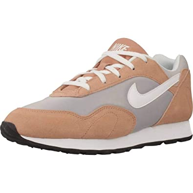 half off 69139 70727 Nike W Outburst, Chaussures d Athlétisme Femme, Multicolore (Atmosphere  Grey Summit